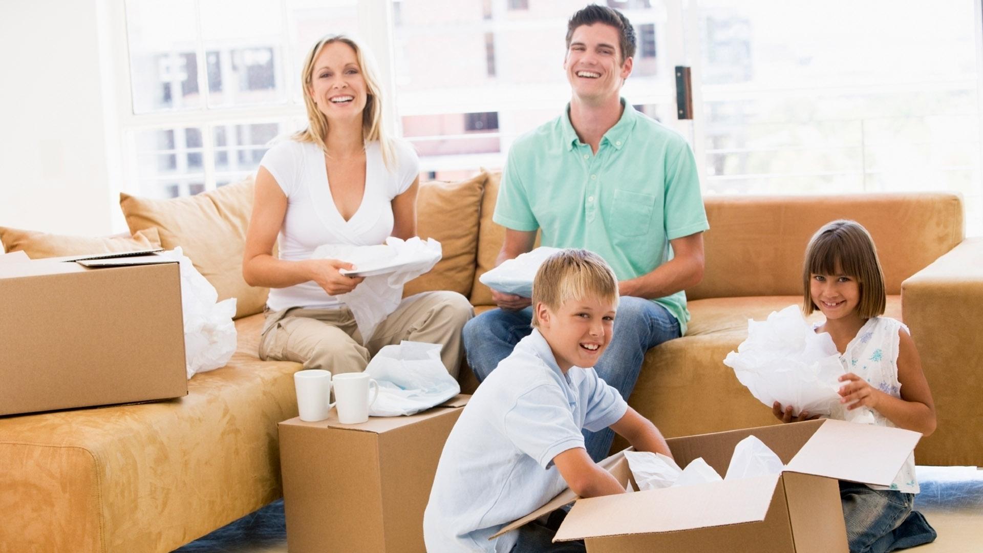 Μετακόμιση Οικογένειας