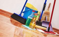 Καθαριότητα του σπιτιού
